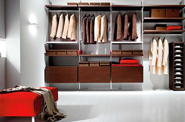 Мебель для гардеробных фабрики mercantini. модель_3 - groupi.
