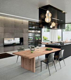 Современной дизайн кухни