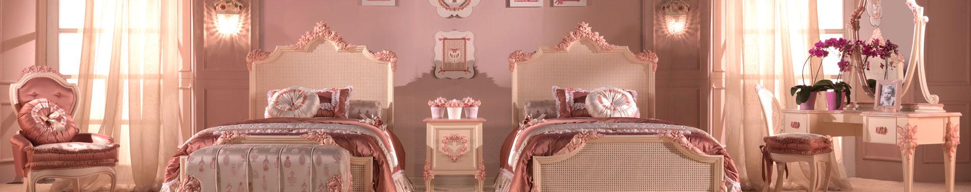 Итальянская мебель для детской в Киеве