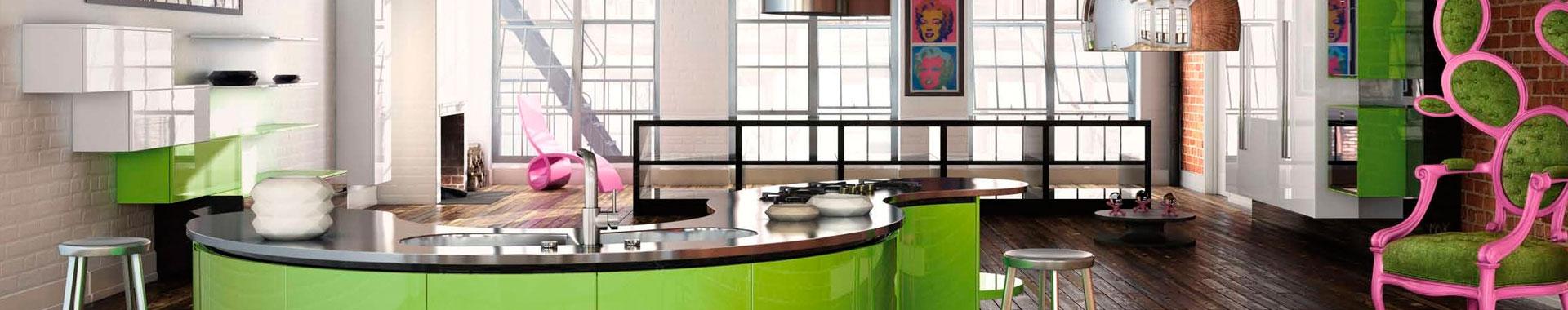 Итальянская мебель для кухни в Киеве